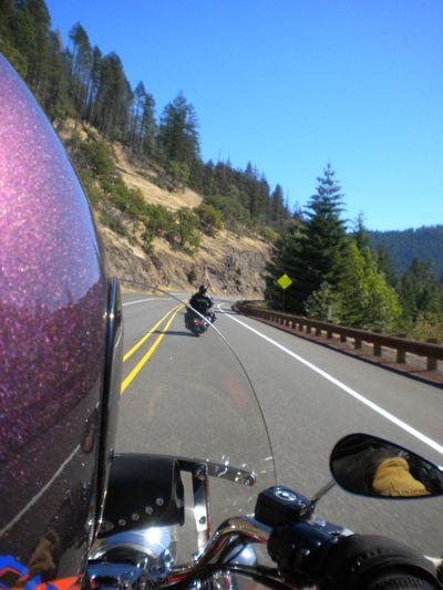 Crater lake Highway