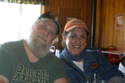 Glenn and Nancy