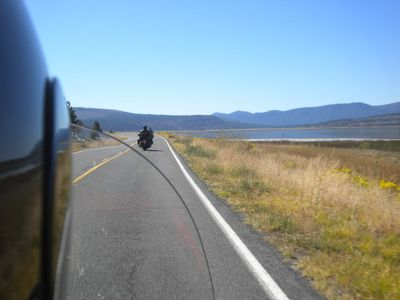 Eagle Lake going towards Susanville