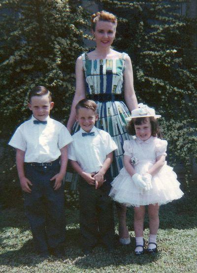 Family portrait 1960