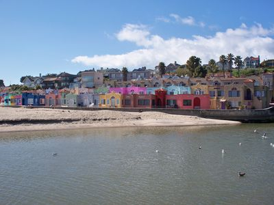 Capitola for lunch!