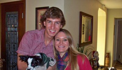 Austin and Lea