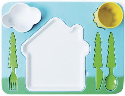 Landscape-Dinner-Set