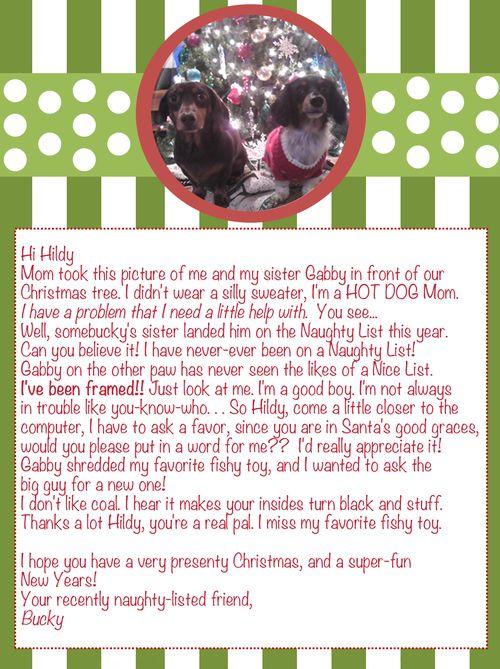 Dear Hildy 1