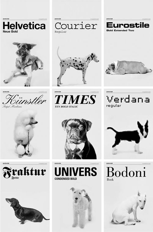 Dog-font-grafisches-buro